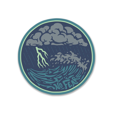 Thunderstorm - Decal