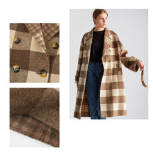 Load image into Gallery viewer, 2020 New Double Face Wool Coat