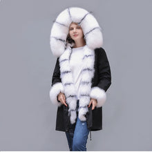 Load image into Gallery viewer, 2020 New Rabbit Fur Full-Lined and Fox Fur Trimmed Parka