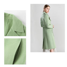 Load image into Gallery viewer, 2020 New Cashmere Coat with Belt