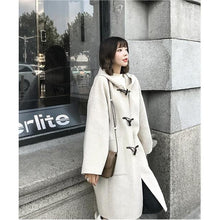 Load image into Gallery viewer, Double Face Wool Coat