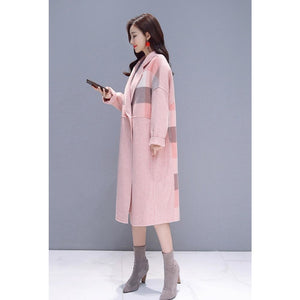 Double Face Wool Coat