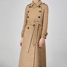 Load image into Gallery viewer, 2020 New Full Length Double Face Wool Coat