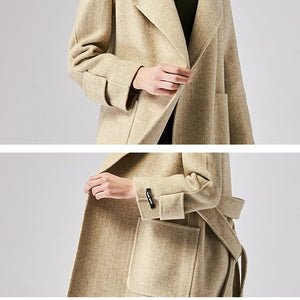2020 New Wool Coat