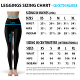 Womens Black Carbon Fiber Leggings