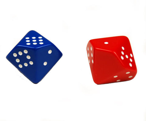 10 Sided Dots Dice
