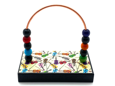Violins Multi color Bead Counter