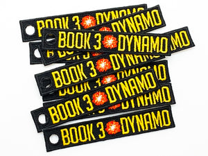 Book 3 Dynamo - Black -10 Pack