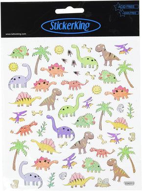 StickerKing Dino Shiny Stickers
