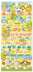 Mini Animal Puffy Stickers