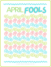 Load image into Gallery viewer, April Fools Chart Bundle