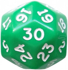 30-sided (d30) Dice