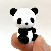 Panda Eraser With Nose