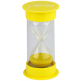 3 Minute Sand Timer Medium (yellow)