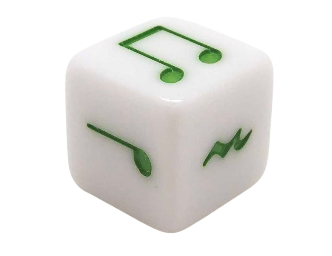 16 mm Basic Rhythm Die (Light Green)