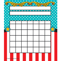 Carnival Incentive Chart