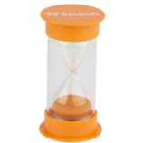 90 Second Sand Timer Medium (orange)