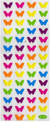 Butterfly Gel Stickers
