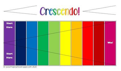 Crescendo - Dynamics Dice Game