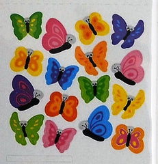Sandylion Butterfly Stickers