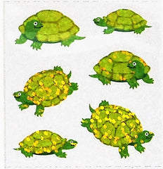 Sandylion Turtle Stickers