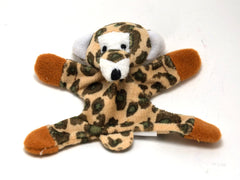 African Leopard Bow Buddy