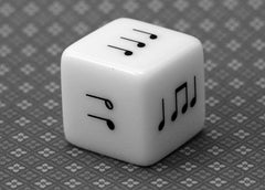 Dotted Half Note Rhythm Dice