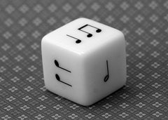 Half Note Rhythm Dice