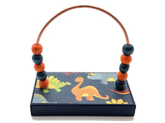 Dinosaurs Large Bead Counter