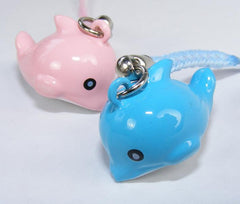 Dolphin Bell Charm
