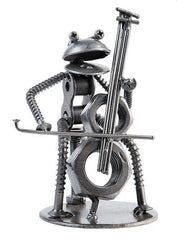 Metal Frog Cellist