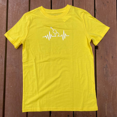 Boys XL (16) - Violin Beat - Yellow
