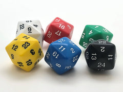 24-sided (d24) Dice
