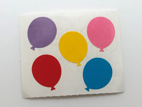 Mrs. Grossman's Balloons Stickers