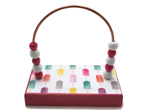 Popsicles Bead Counter