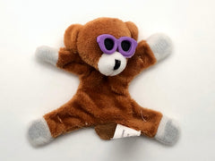 Bear Sunglasses Bow Buddy