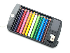 Super Mini Colored Pencil Set with Sharpener