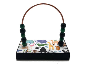 Zoo Animals Bead Counter
