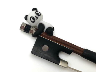 Panda Bow Wrap Bamboo Pen