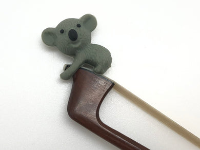 Koala Gray Wrap Bamboo Pen