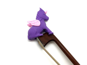 Unicorn Purple Eraser