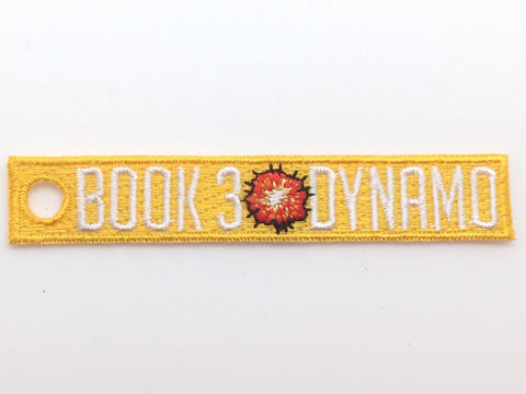 Book 3 Dynamo - Yellow