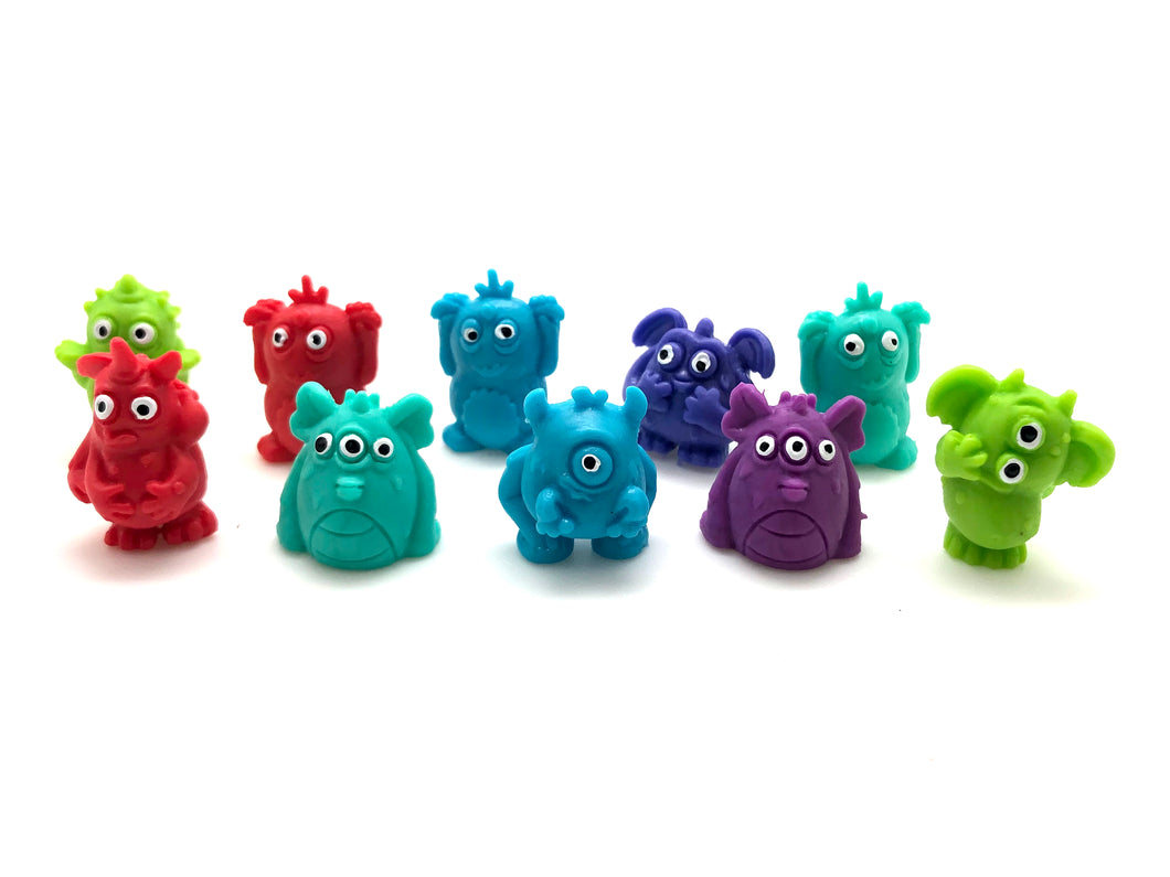 Mini Monster Figures