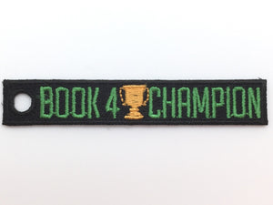 Book 4 Champion - Black