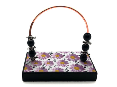 Music and Daisies Bead Counter