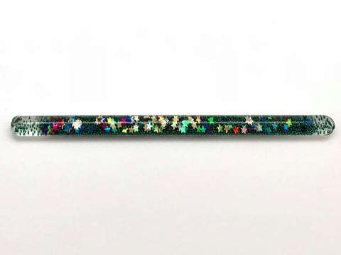Prismatic Wand - Metallic Green