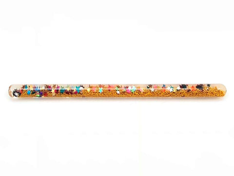 Prismatic Wand - Metallic Orange