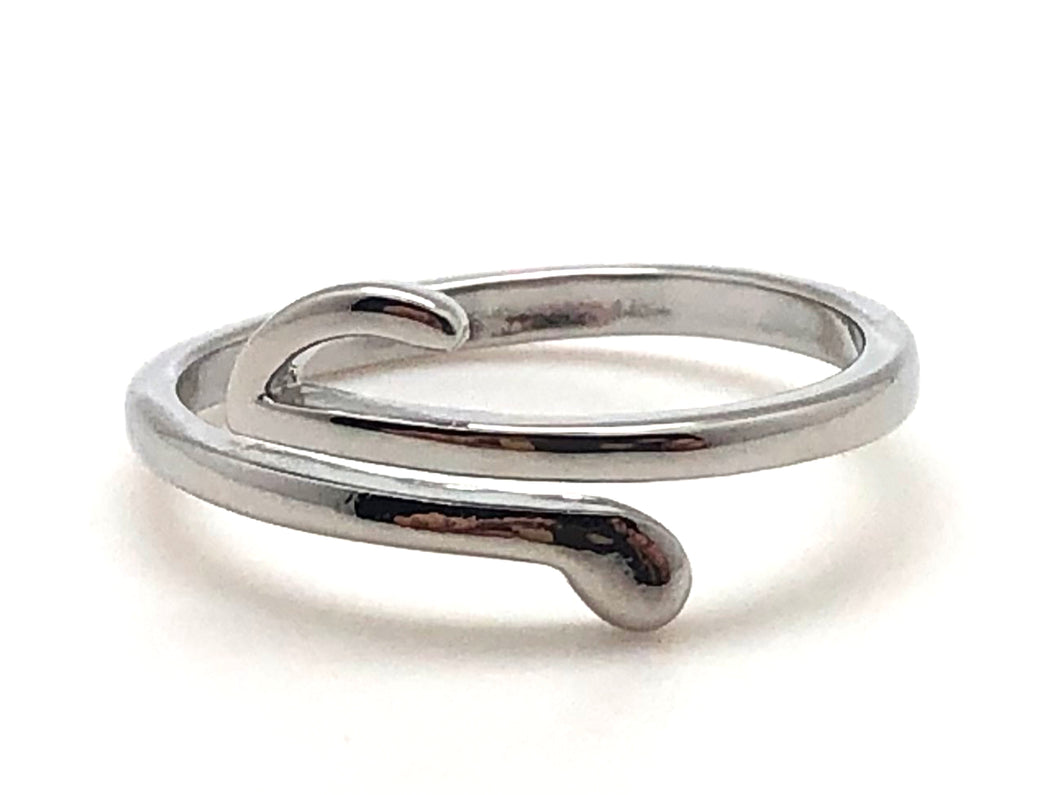 Stainless Steel Adjustable Note Ring