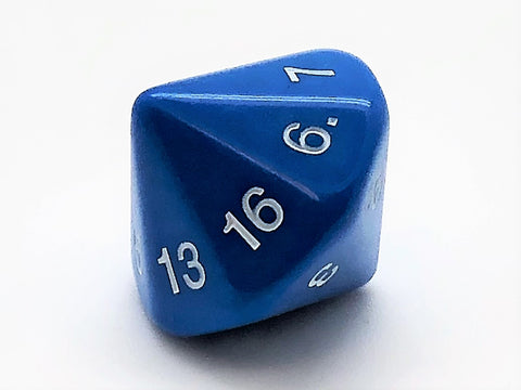 16-sided (d16) Dice