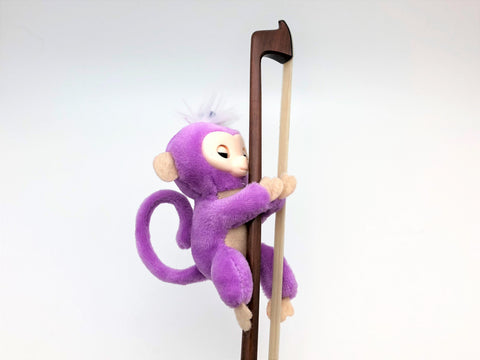 Fingerling Plush Monkey Clip - Color Varies
